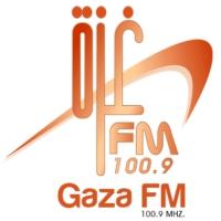 Logo of radio station Gaza FM 100.9
