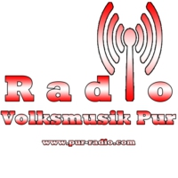 Logo of radio station Volksmusik Pur