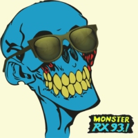 Logo of radio station Monster Radio RX 93.1
