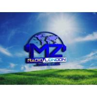 Logo of radio station MZ Radio London