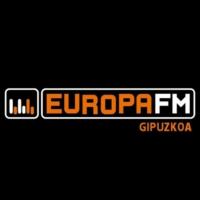 Logo of radio station Europa FM Gipuzkoa