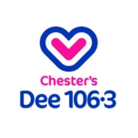 Logo of radio station Dee 106.3