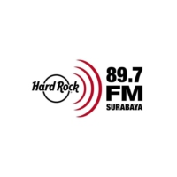 Logo of radio station Hard Rock FM
