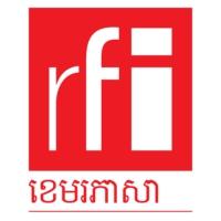 Logo de la radio RFI ខេមរភាសា / RFI Khmer