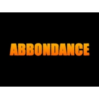 Logo of radio station ABBONDANCE