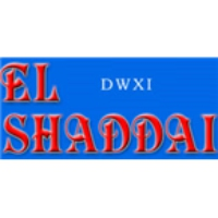 Logo of radio station El Shaddai 1314