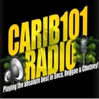 Logo de la radio Carib 101 Radio