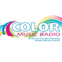 Logo de la radio COLOR Music Radio