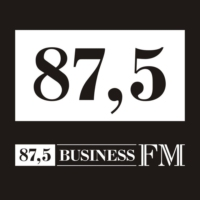 Logo of radio station Business FM