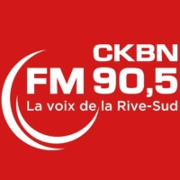 Logo of radio station FM 90,5