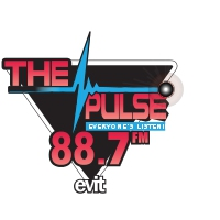 Logo of radio station KPNG 88.7 The Pulse