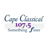 Logo de la radio WFCC Classical 107.5