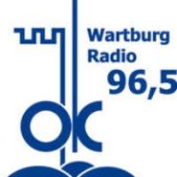 Logo of radio station Wartburg Radio 96.5