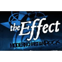 Logo of radio station KEFX Effect Radio