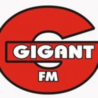 Logo of radio station Gigant FM