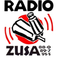 Logo of radio station Radio ZuSa