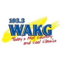 Logo de la radio WAKG 103.3