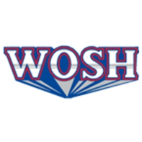 Logo of radio station WOSH