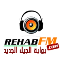 Logo of radio station Rehab FM