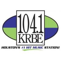 Logo de la radio KRBE 104 FM