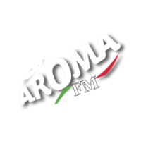 Logo of radio station Aromafm