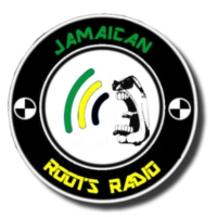 Logo of radio station Jamaican Roots Radio