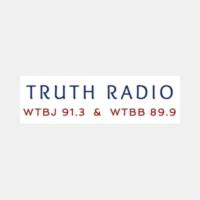 Logo of radio station WTBJ-FM 91.3