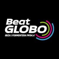 Logo de la radio Beat Globo