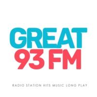 Logo of radio station GREAT 93