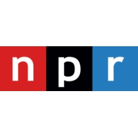 Logo of radio station NPR