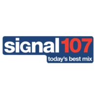 Logo of radio station Signal 107