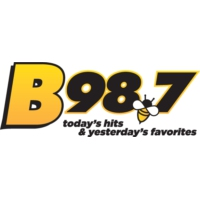 Logo of radio station KBEE B98.7