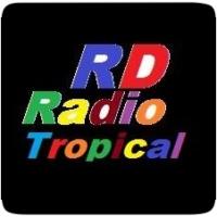 Logo of radio station RD RADIO TROPICAL