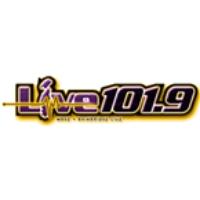Logo of radio station WBGE Live 101.9