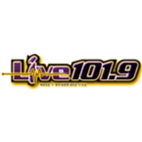 Logo of radio station WBGE Live 101.9