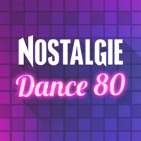 Logo of radio station Nostalgie Dance 80