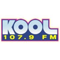 Logo of radio station KBKL Kool 107.9