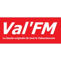 Logo of radio station Val'FM - Valenciennes FM