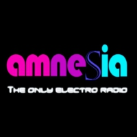 Logo of radio station AMNESIA
