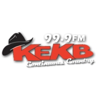 Logo of radio station KEKB