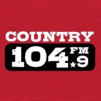 Logo of radio station Country 104.9 FM
