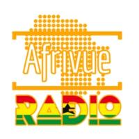 Logo de la radio Afrivue Ghana