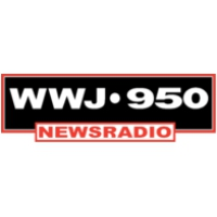 Logo of radio station WWJ AM (Newsradio 950)