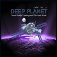 Logo of radio station Deep Planet on MixLive.ie