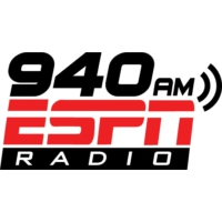 Logo of radio station KFIG 940 ESPN