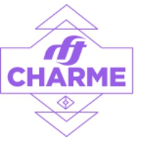 Logo of radio station RFT - Charme