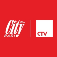 Logo of radio station City Radio Albania