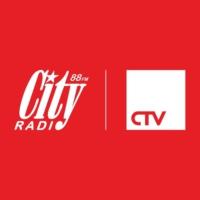 Logo of radio station City Radio 88.0 FM