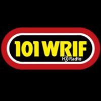 Logo of radio station WRIF Riff2