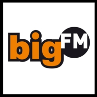Logo of radio station bigFM - Live